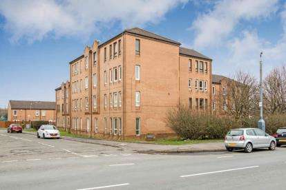 2 Bedrooms Flat for sale in Forbes Drive, Bridgeton