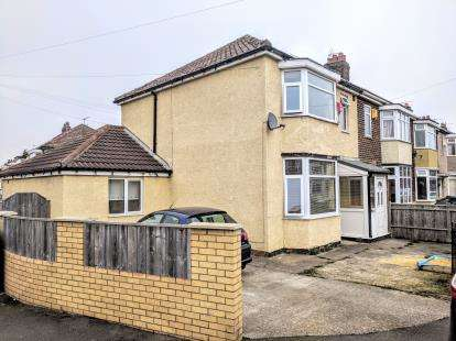 3 Bedrooms Semi Detached House for sale in Corby Avenue, Middlesbrough