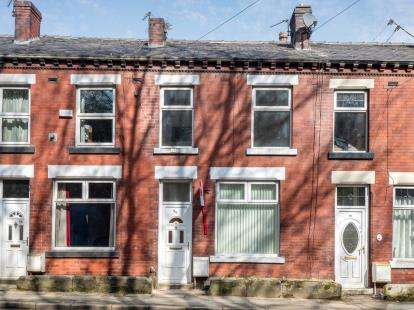 2 Bedrooms Terraced House for sale in Park Road, Dukinfield, Greater Manchester, United Kingdom
