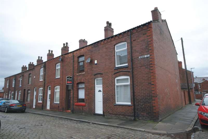 2 Bedrooms End Of Terrace House for sale in Heber Street, Lower Ince, Wigan