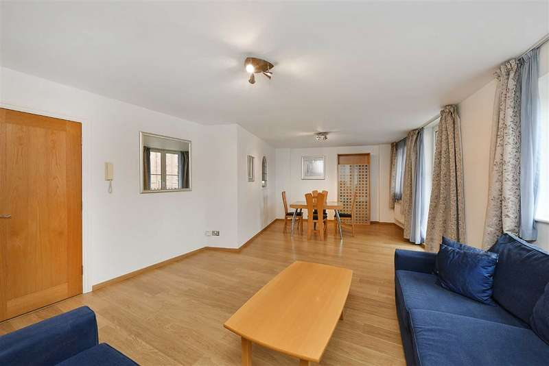 2 Bedrooms Flat for sale in Elizabeth Court, London, NW1