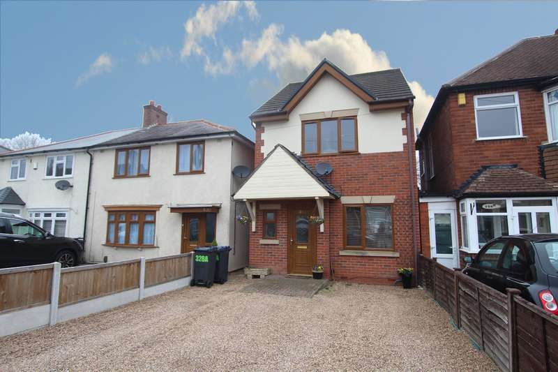 3 Bedrooms Detached House for sale in Jockey Road, Sutton Coldfield, B73 5XL