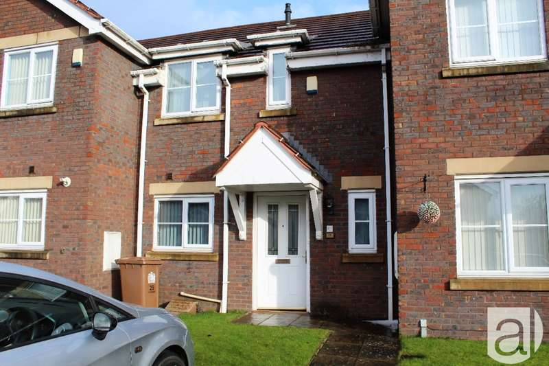 2 Bedrooms Terraced House for sale in The Scholes St Helens WA10