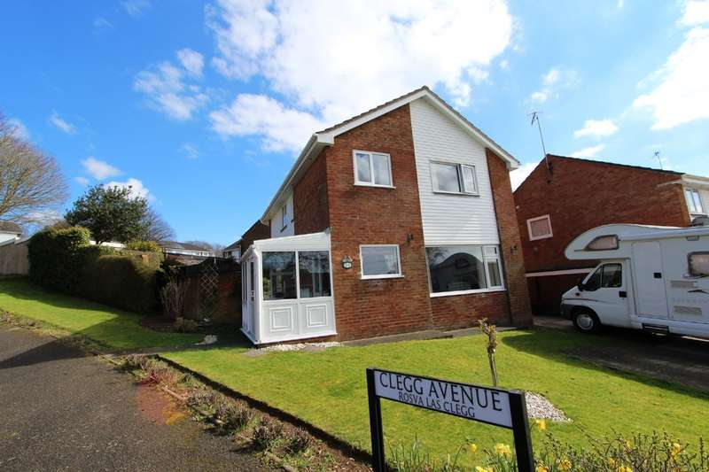 4 Bedrooms Detached House for sale in Clegg Avenue, Torpoint