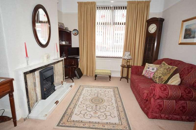 3 Bedrooms Terraced House for sale in Nelson Street, Barrow-in-Furness, Cumbria, LA14 5TA