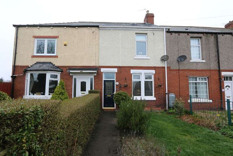 3 Bedrooms Terraced House for sale in Beatrice Avenue, Blyth, Northumberland, NE24 4BP
