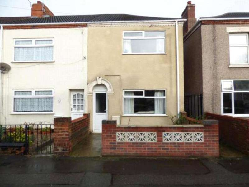 3 Bedrooms Terraced House for sale in Elsenham Road, Grimsby, DN31