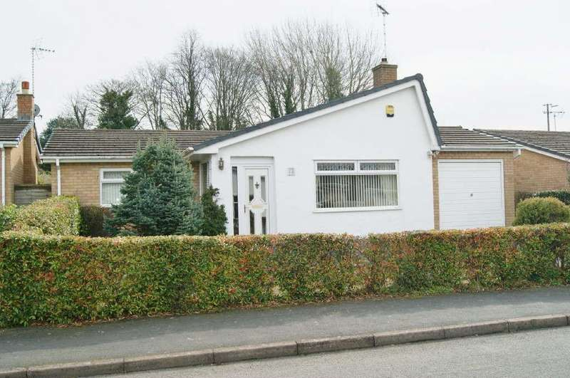 2 Bedrooms Detached Bungalow for sale in The Homestead, Wrexham