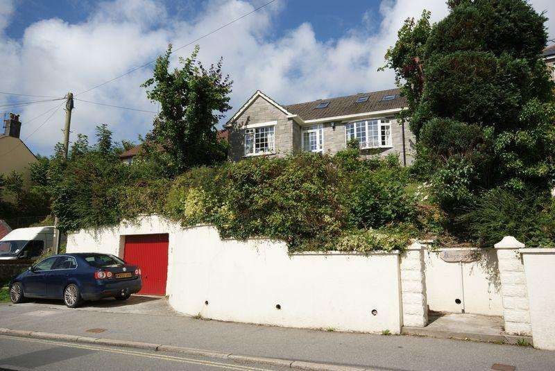 5 Bedrooms Detached House for sale in Berrycombe Road, Bodmin