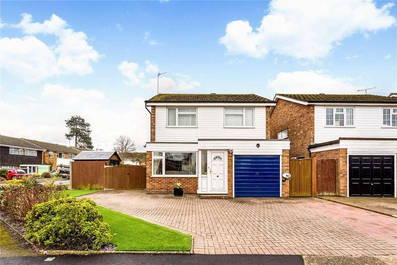 3 Bedrooms Detached House for sale in Sycamore Drive, Tring, Hertfordshire, HP23