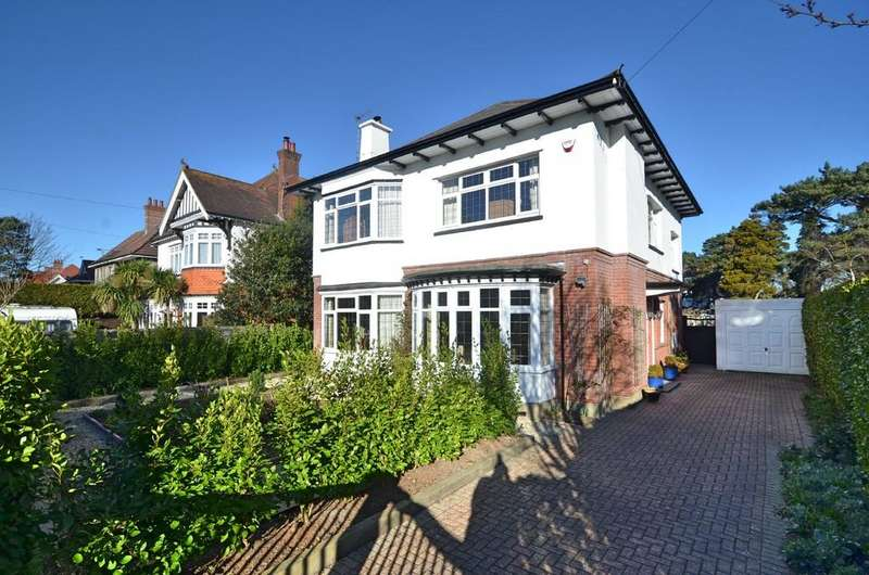 5 Bedrooms Detached House for sale in St. Albans Avenue, Bournemouth