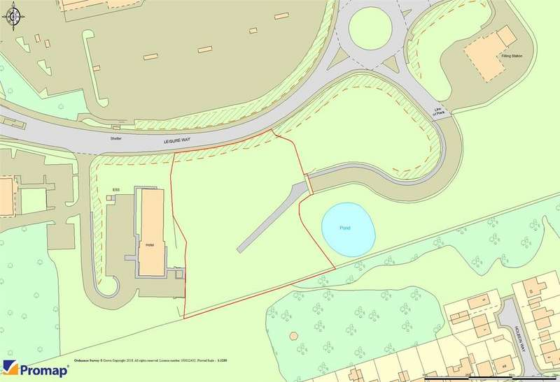 Land Commercial for sale in Leisure Way, Lowestoft