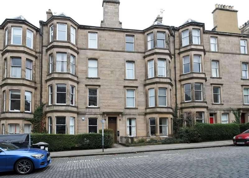 2 Bedrooms Flat for sale in 41/7 Comely Bank Avenue, EDINBURGH, , Comely Bank, EH4 1ES