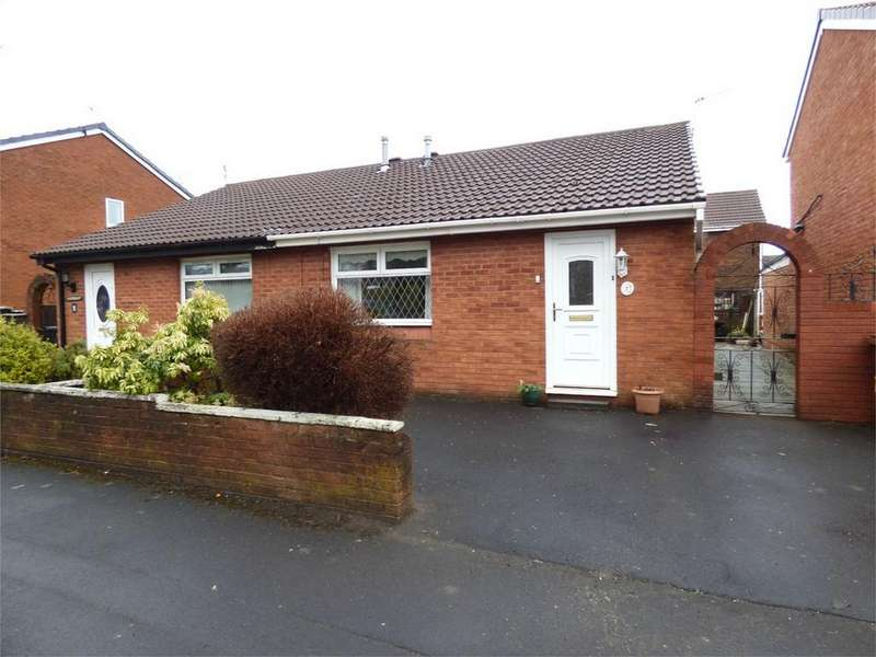 2 Bedrooms Semi Detached Bungalow for sale in Peter Street, BLACKBURN, Lancashire