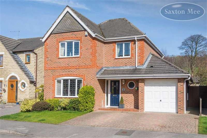 4 Bedrooms Detached House for sale in Clough Grove, Oughtibridge, Sheffield, S35