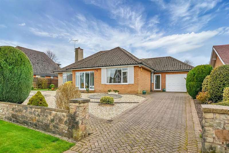2 Bedrooms Detached Bungalow for sale in Black Scotch Lane, Mansfield