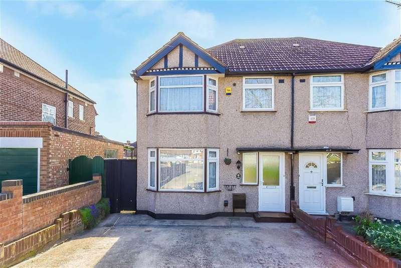 3 Bedrooms Semi Detached House for sale in Field End Road, Eastcote, Middlesex