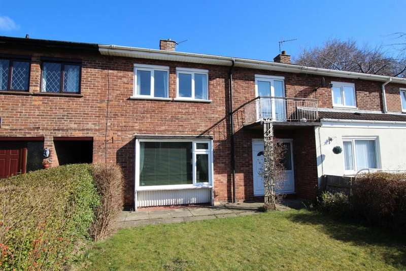 3 Bedrooms Terraced House for sale in Gilpin Road, Newton Aycliffe