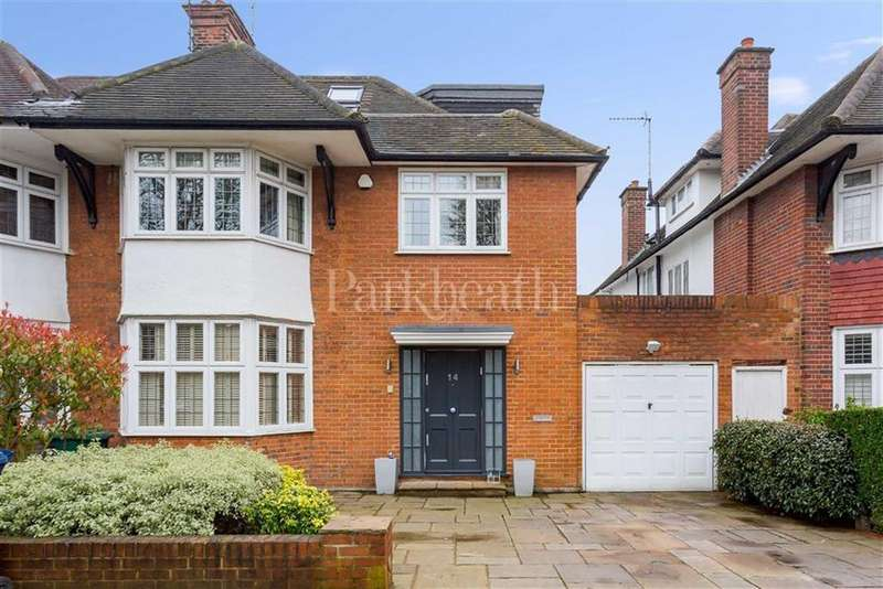 5 Bedrooms House for sale in Harman Drive, Hocroft Estate, London
