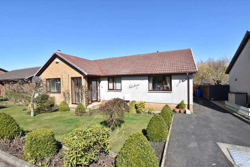 3 Bedrooms Detached Bungalow for sale in 26 Corserine Road, Doonfoot, KA7 4HN