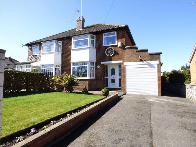 3 Bedrooms Semi Detached House for sale in Hightown Road, Cleckheaton, BD19