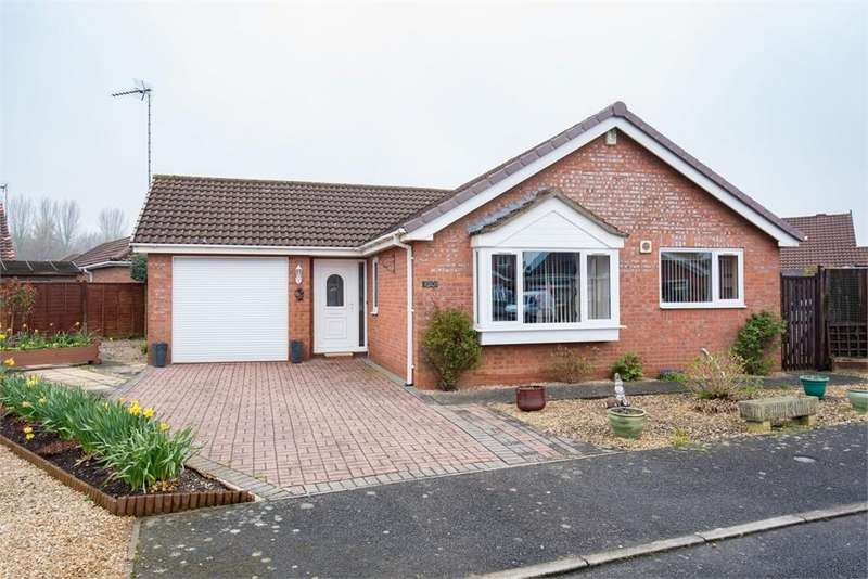 3 Bedrooms Detached Bungalow for sale in Haworth Way, Boston, Lincolnshire