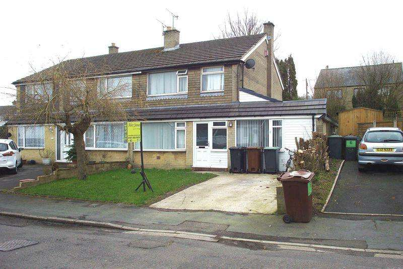 4 Bedrooms Semi Detached House for rent in Sherwood Fold, Glossop