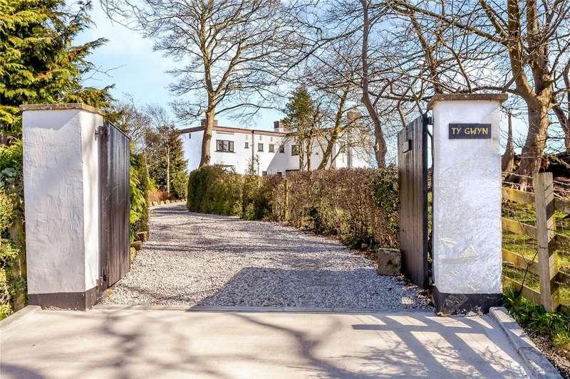4 Bedrooms Detached House for sale in Oakenholt, Flint, Flintshire