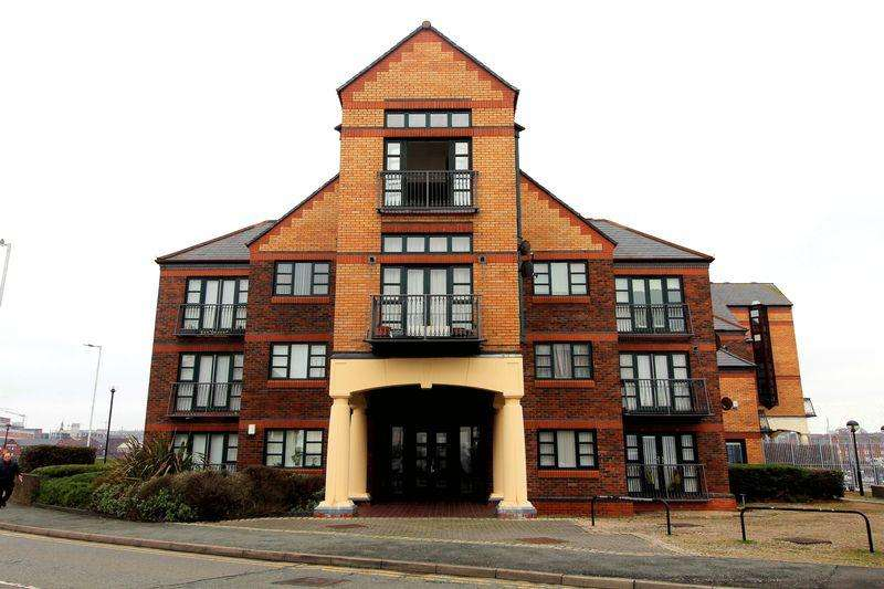 1 Bedroom Apartment Flat for sale in Mariners Wharf, Liverpool