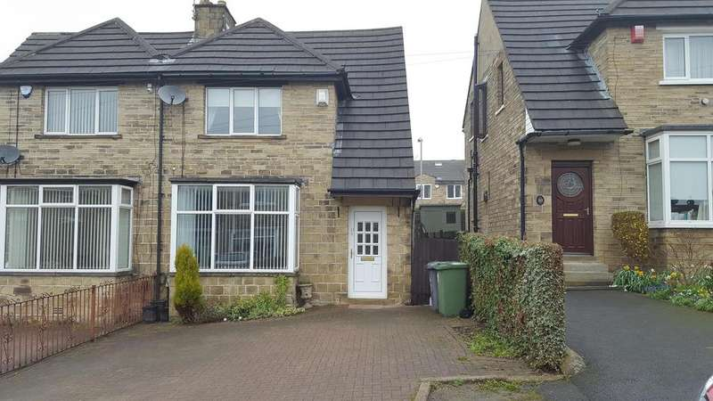 3 Bedrooms Semi Detached House for sale in Fairfield Crescent, Staincliffe, Dewsbury, WF13 4EQ