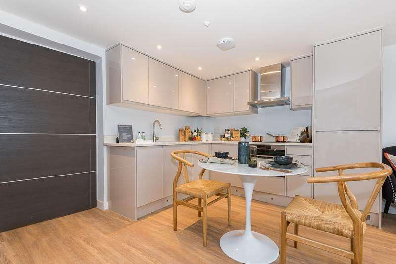 1 Bedroom Flat for sale in MADIENHEAD