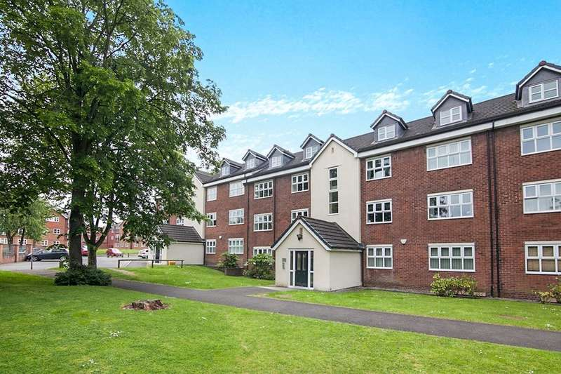 2 Bedrooms Flat for sale in Sir Williams Court Hall Lane, Manchester, M23