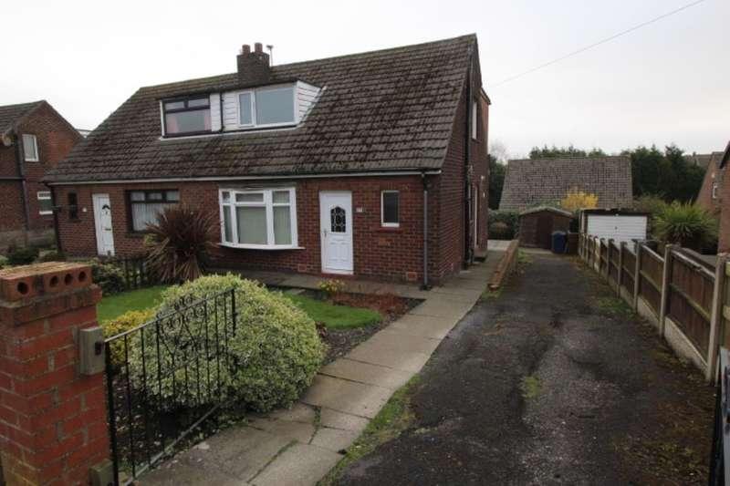 3 Bedrooms Semi Detached Bungalow for sale in Sandbrook Road, Orrell, Wigan, WN5