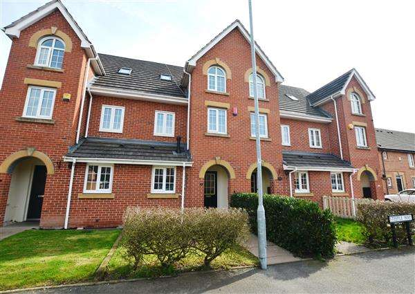 3 Bedrooms Property for sale in Steeple Way, Stoke, Stoke-On-Trent