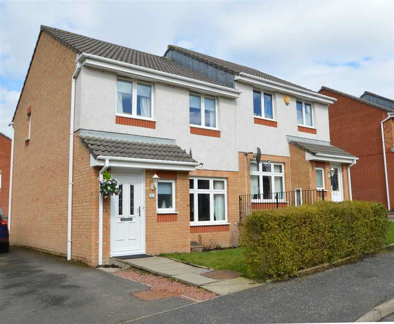 3 Bedrooms Semi Detached House for sale in Ashmore Avenue, Blackwood