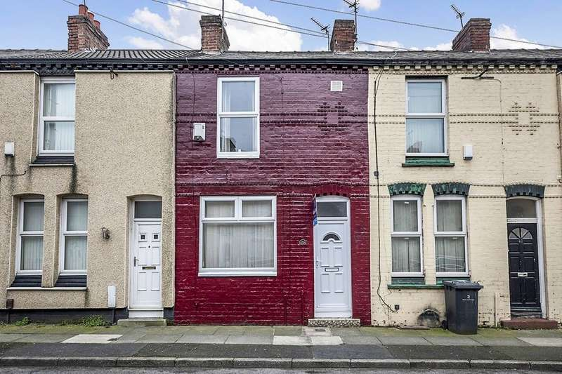 2 Bedrooms Terraced House for rent in Waller Street, Bootle, L20