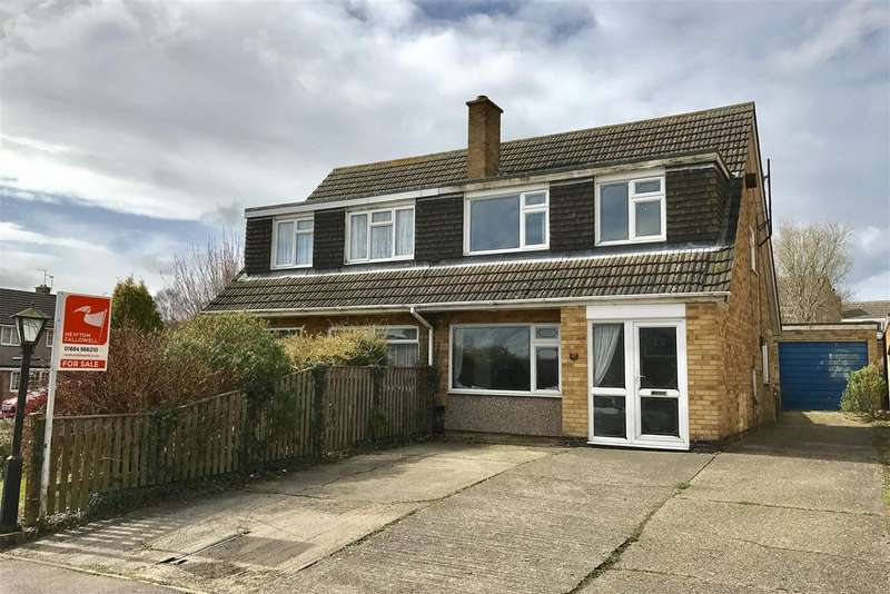 3 Bedrooms Detached House for sale in Grange Drive, Melton Mowbray