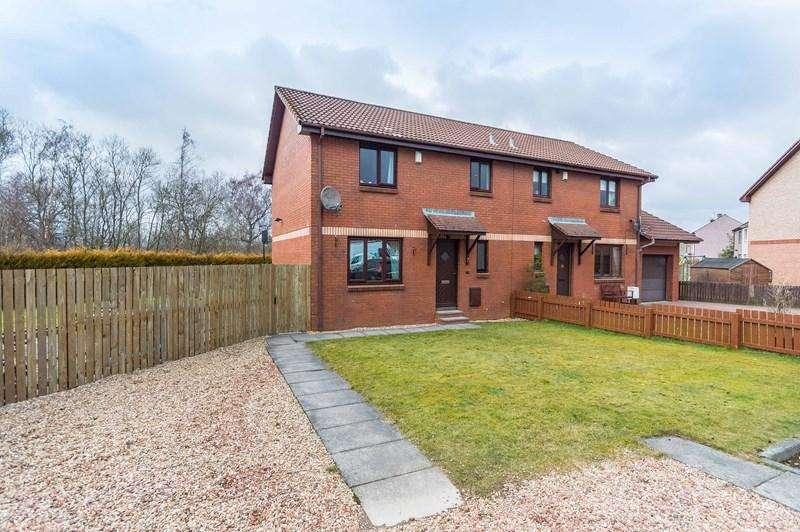 3 Bedrooms Property for sale in 30 Ennis Park, Polbeth, West Calder, West Lothian, EH55 8TW