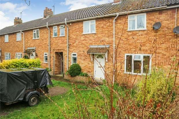 3 Bedrooms Terraced House for sale in Peasecroft Road, Ixworth, Bury St Edmunds, Suffolk