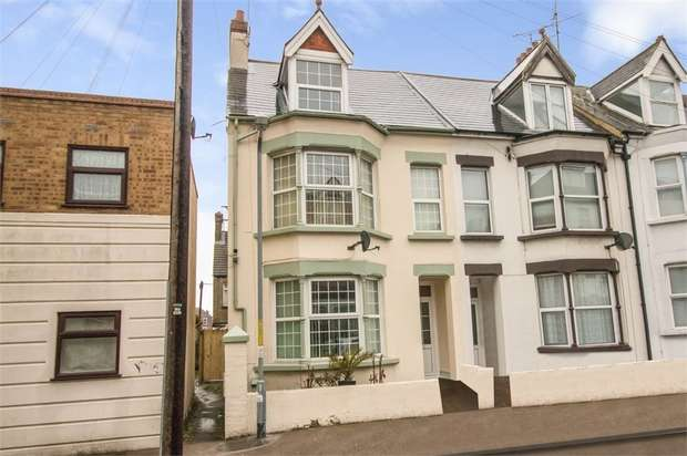 5 Bedrooms End Of Terrace House for sale in Garfield Road, Margate, Kent