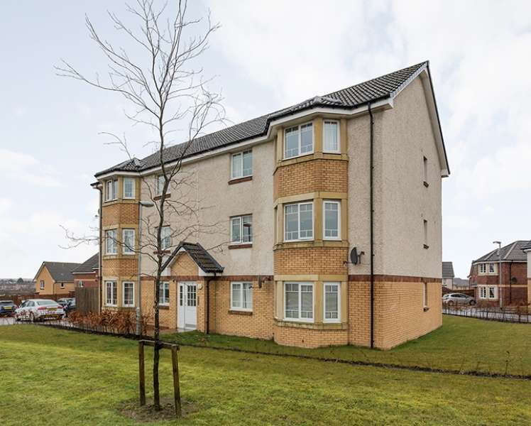 2 Bedrooms Flat for sale in Bowmore Road, Kilmarnock, East Ayrshire, KA3 1TE
