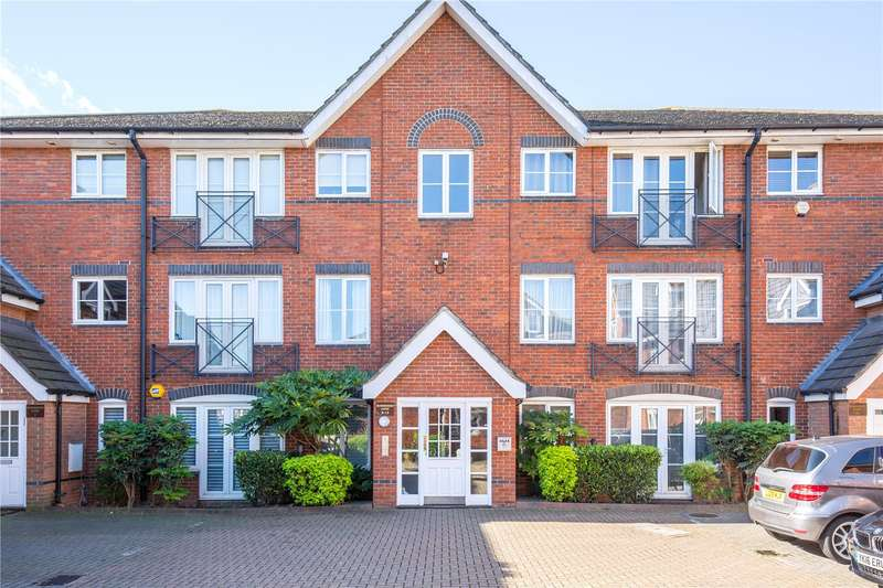 2 Bedrooms Apartment Flat for sale in Bloomsbury Close, Mill Hill, London, NW7