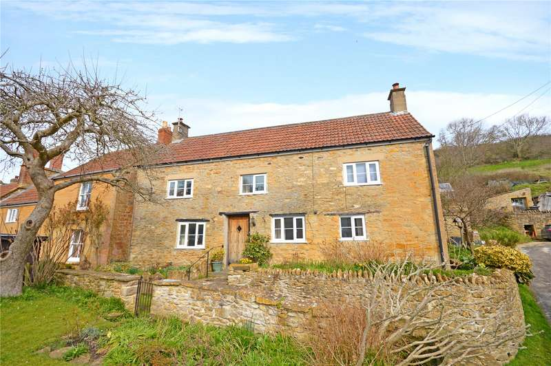 3 Bedrooms Detached House for sale in Fair Place, Chiselborough, Stoke-Sub-Hamdon, Somerset, TA14