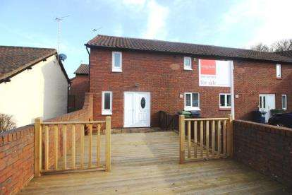 3 Bedrooms End Of Terrace House for sale in Bredon Close, Washington, Tyne and Wear, NE38