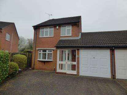 3 Bedrooms Detached House for sale in Mere Road, Wigston, Leicester, Leicestershire