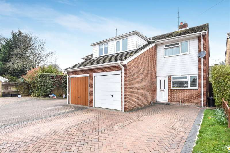 3 Bedrooms Semi Detached House for sale in Wedderburn Close, Winnersh, Berkshire, RG41