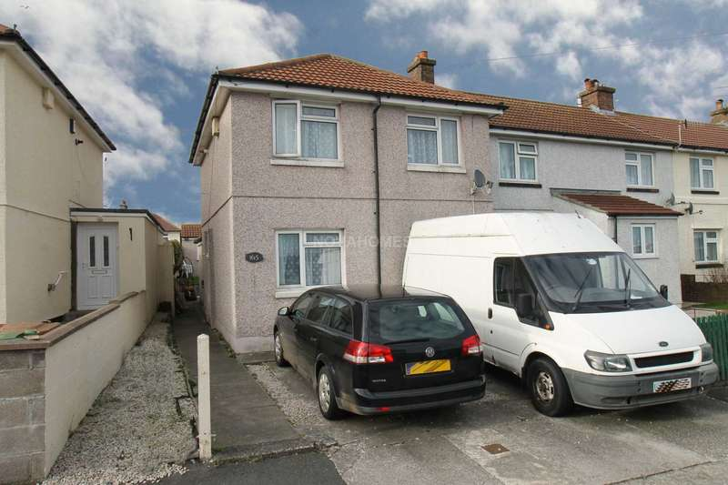 3 Bedrooms Semi Detached House for sale in Mount Gould Road, St Judes, PL4 7PZ
