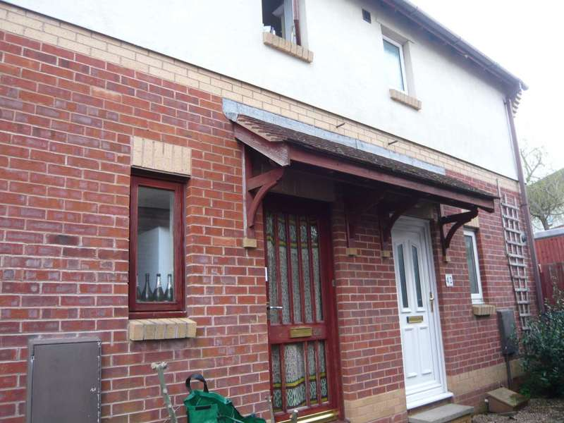 2 Bedrooms Semi Detached House for sale in Wordsworth Close, Exmouth