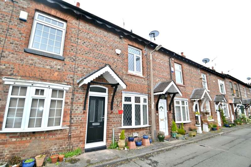 3 Bedrooms Terraced House for sale in Frances Street, Cheadle