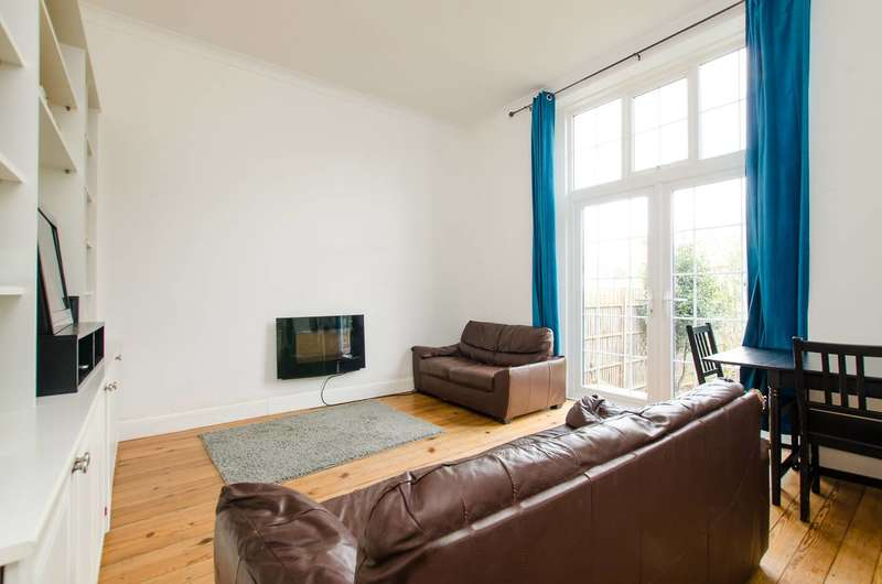 2 Bedrooms Flat for sale in Telford Avenue, Streatham Hill, SW2